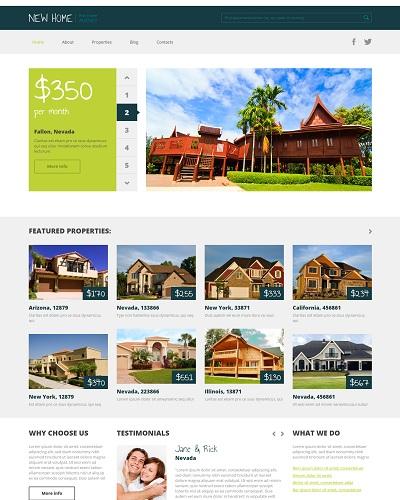 Website Thuê nhà đất