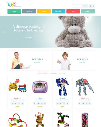 Website  Đồ chơi thú bông , robot , siêu nhân