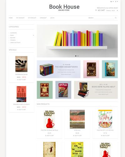 Website  Nhà sách