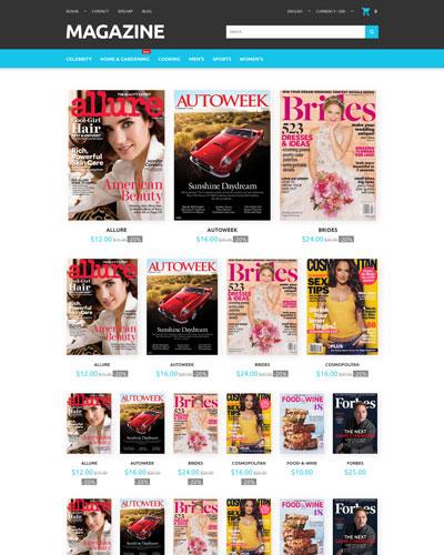 Website Tạp chí thời trang , tin tức , người nổi tiếng ....