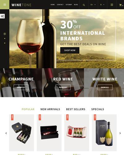 Website  Rượu ngoại , rượu chính hãng