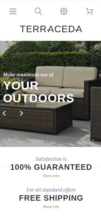 Website Bàn ghế gia đình