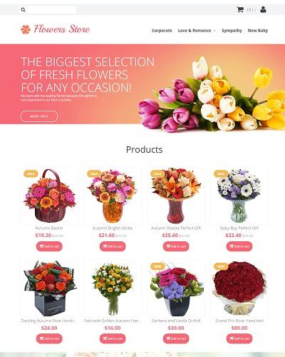 Website Lẵng hoa đẹp