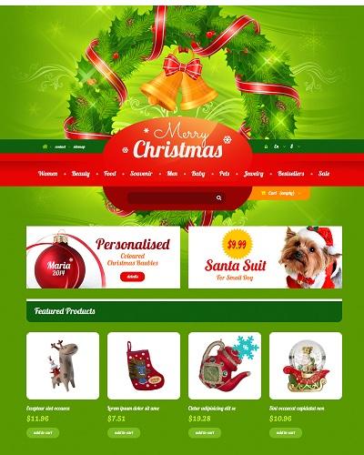 Website Quà tặng giáng sinh