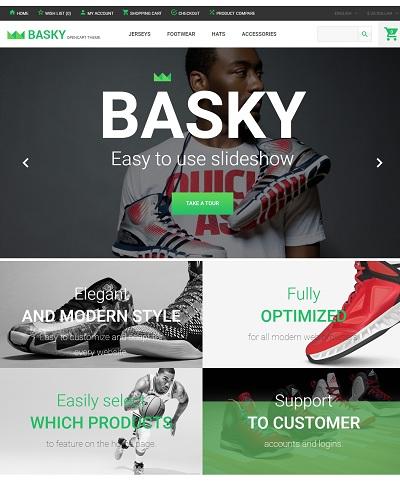 Website Thời trang bóng rổ