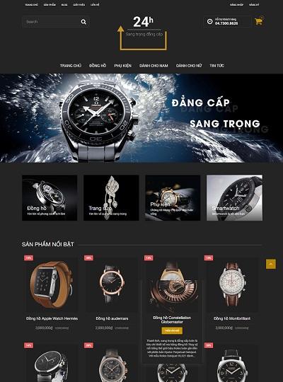 Website Đồng hồ cao cấp , thời trang