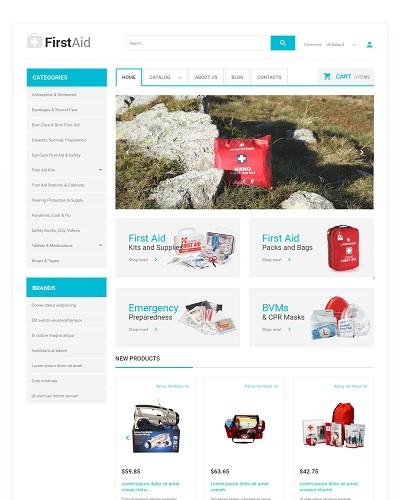 Website Thiết bị y tế